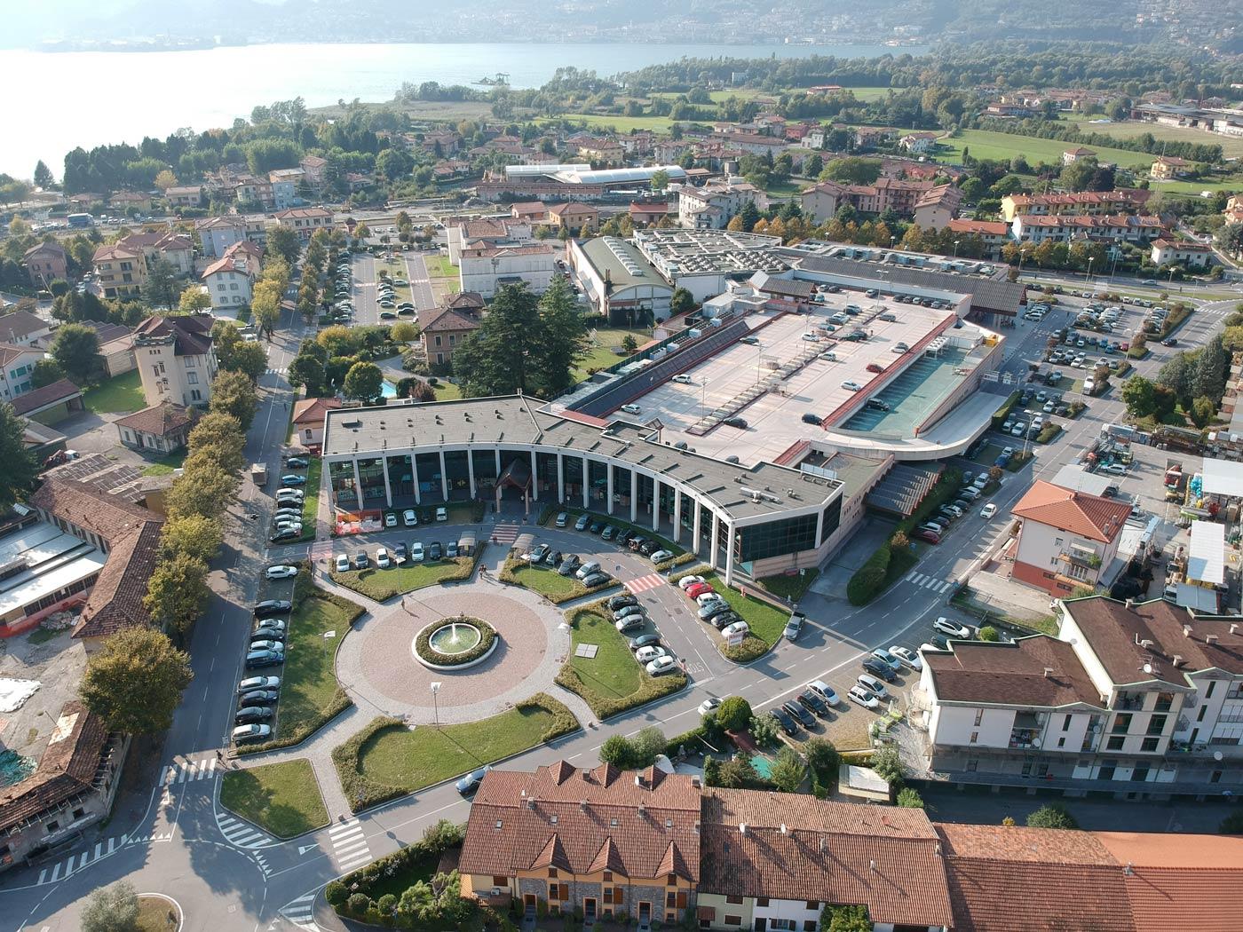 Centro Commerciale Italmark Spa – Pisogne (BS)