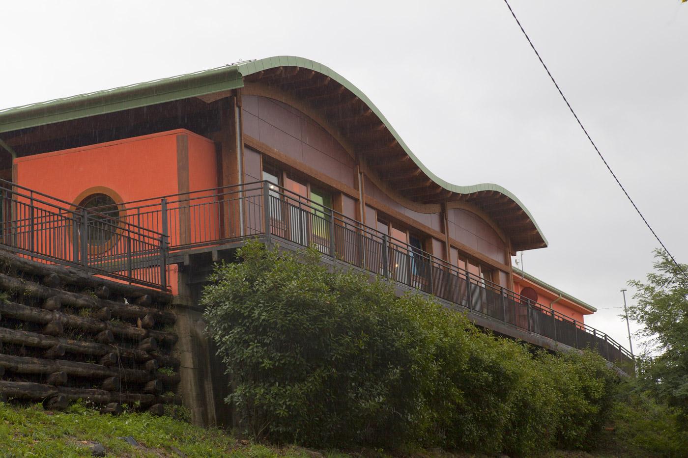 Nuova Scuola Materna – San Romano in Garfagnana (LU)